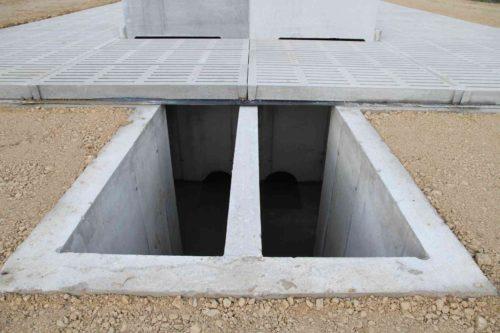 puits de mixage Peters Agribat Concept